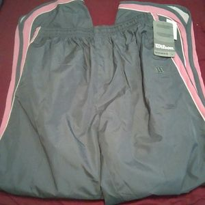 Wilson Track, Jogger Pants Large